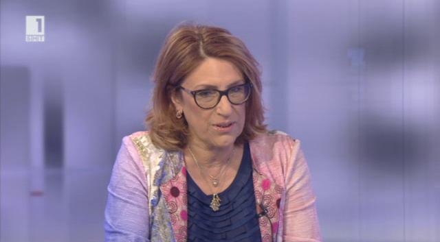 Катарзис вляво - разговор с Татяна Буруджиева