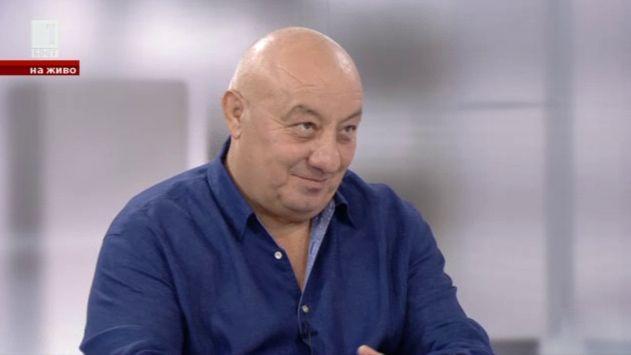 Георги Гергов - един от кандидатите за лидер на БСП