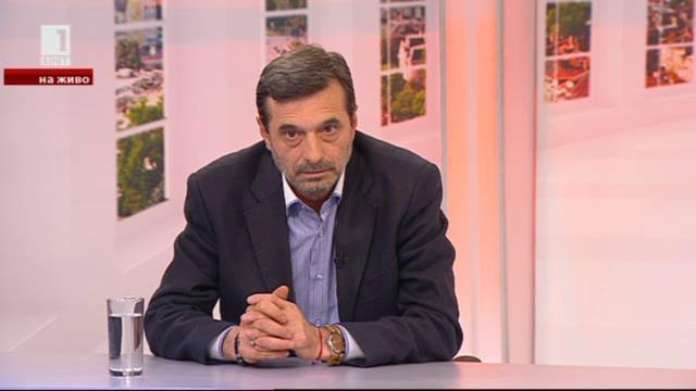 Димитър Манолов: Дебатът за минималната работна заплата е безсмислен