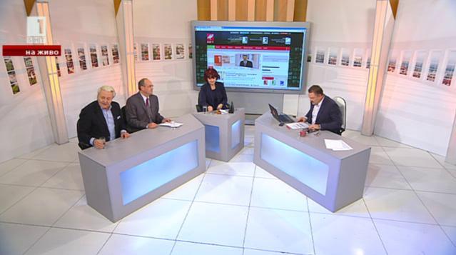 Политически противоречия – коментар на Асен Агов, Атанас Семов и Петя Шопова
