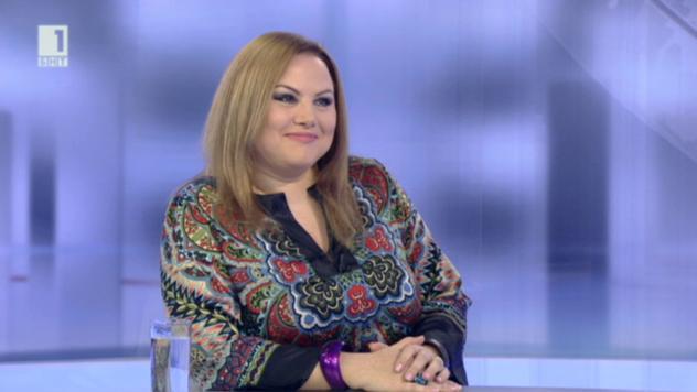 В рубриката Първа страница – коментар на журналистката Велислава Панова