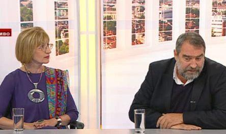 Политолозите Анна Кръстева и Васил Гарнизов за това каква е успешната формула на кабинета