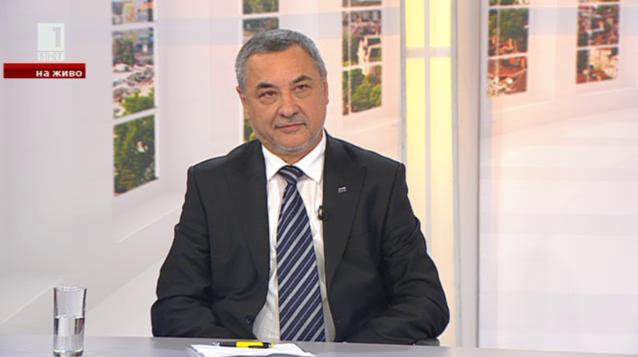 Подводните течения в коалицията – разговор с Валери Симеонов
