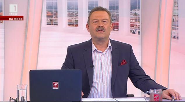 Правосъдие и правораздаване - говори министър Христо Иванов