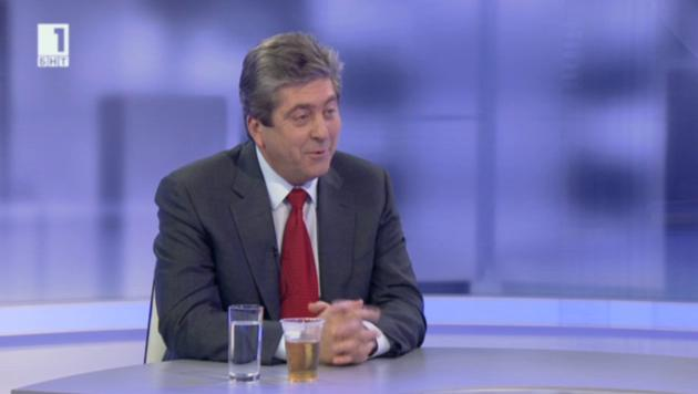 Георги Първанов: Аз съм социалист и оставам такъв
