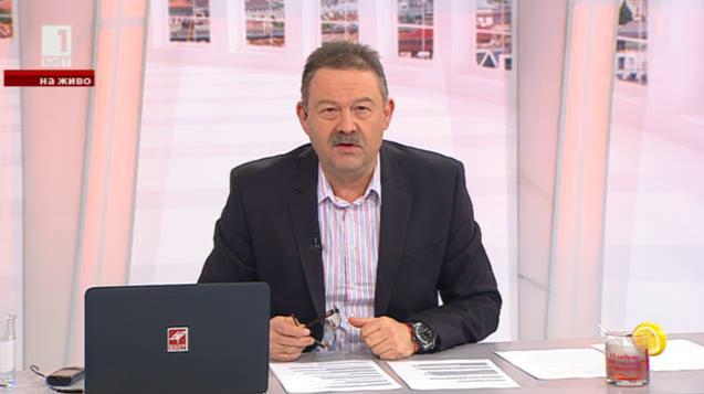 Светлозар Лазаров в Още от деня - 29.01.2015