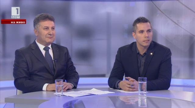 Дебат в Още от деня - Синьо единство и България без цензура