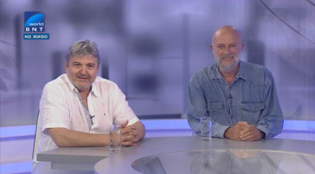 Управление на кръстопът - разговор с Петьо Блъсков и Едвин Сугарев
