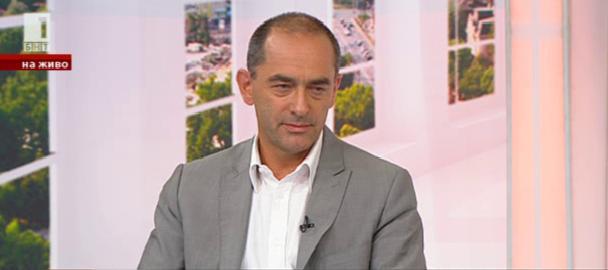Мартин Заимов: Не е нужна сложна процедура за избор на управител на БНБ