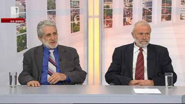 Д-р Петър Берон и проф.Драгомир Драганов за прехода и преговорите за правителство