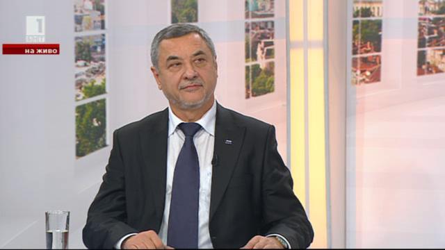 Валери Симеонов: За нас интересите на България са над всичко