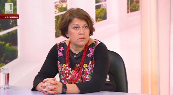 Татяна Дончева за КТБ и политическите взаимоотношения