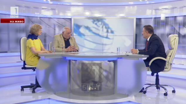 Смяната на властта вляво? Кой е най-желан за коалиция - Анна Кръстева и Юлий Москов