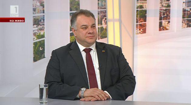 Цената на здравето - министър Мирослав Ненков