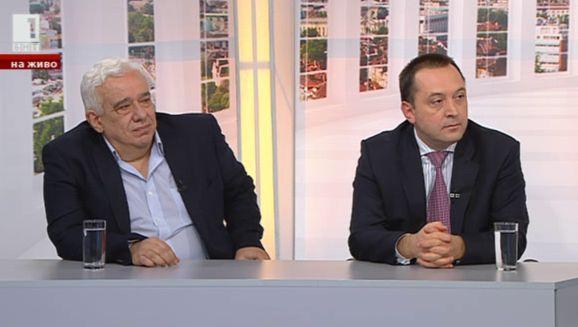 Разговор с проф. Ганчо Ганчев и Николай Велков за бъдещето на КТБ