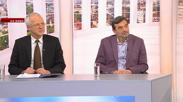 Нужно ли е увеличение на възрастта за пенсиониране – разговор с Димитър Манолов и Васил Велев