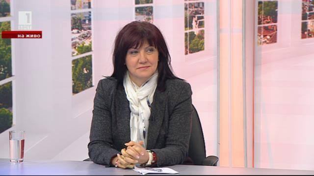 Цвета Караянчева за снежните неволи и битката с бедствието