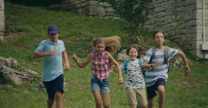 Островът на сините птици - детският сериал с вкус на лято