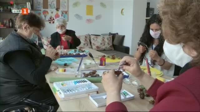 Как една малка община подкрепя възрастни и хора с увреждания