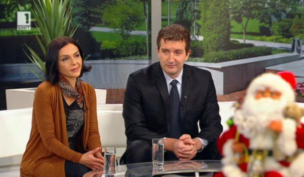 1.12.2013: Български проект сред първите шест в света