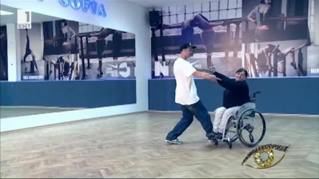 Отблизо: Нина Жишева за свободата, въпреки физическото увреждане