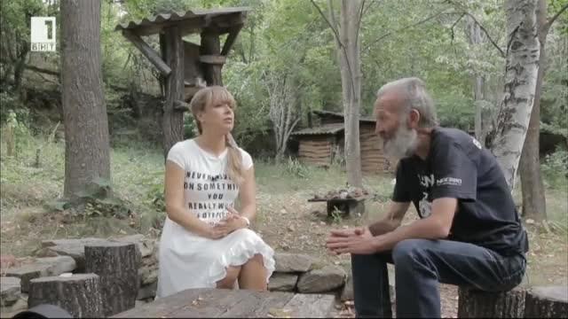 Здравчо Георгиев - отшелникът от фермата Осмият ден край Белут