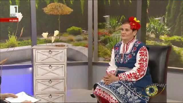 Отблизо: неуморимата Таня Хаджигенова