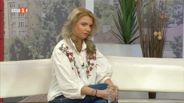 Яна Димова - момичето, което ходи, вдига тежести и танцува напук на диагнозите