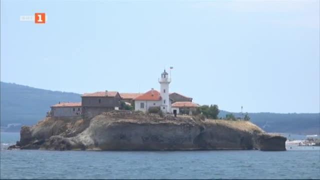Историята на остров Св. Анастасия