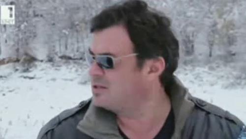 С Иван Ласкин край язовир Бебреш
