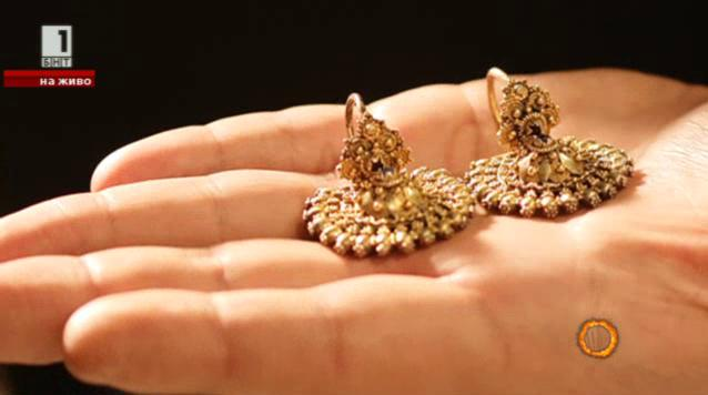 Най-голямата частна колекция от старинни български накити