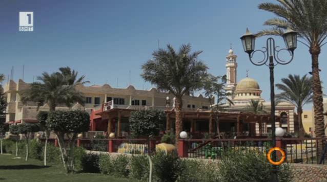 Телевизионно пътешествие до Египет и Червено море
