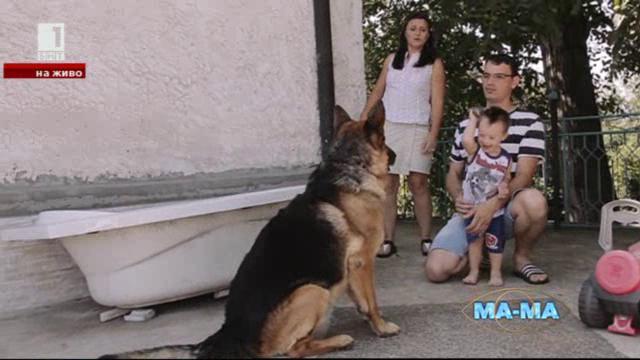 Ма-ма: Весела Миланова и различният й син Але
