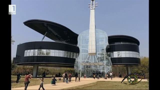 Да ти кажа честно: Най-креативните сгради в света