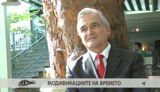 Модификациите на времето – разговор с проф. Младжан Чурич