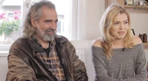 Ернестина Шинова и Андрей Слабаков в Семейни връзки