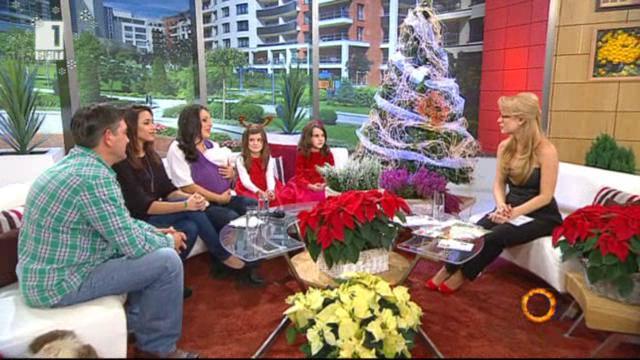 Българското многодетно семейство - разговор за куража и надеждата