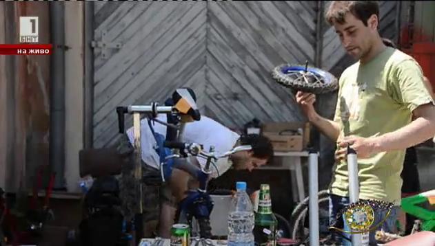 Велосипеди за социално слаби деца
