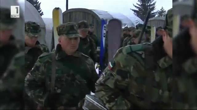 Отблизо 101-и алпийски батальон