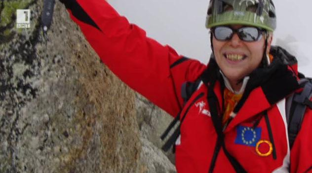 Елисавета Първанова — една жена на върха