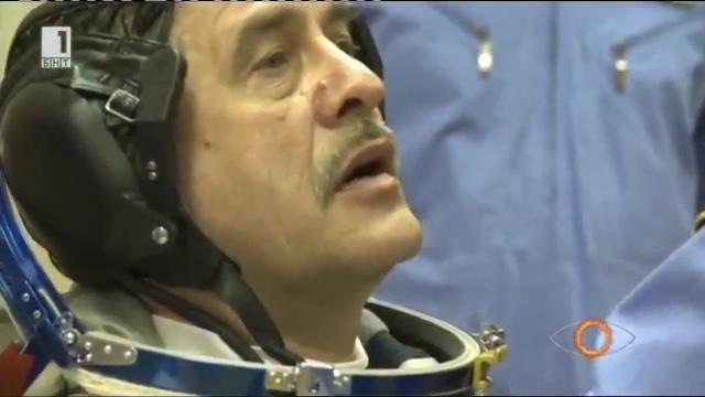 Отблизо космонавтът Павел Виноградов