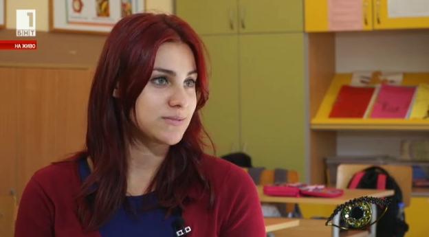От журналистиката до учителската скамейка - историята на Златина Георгиева