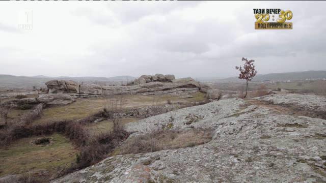 Хилядолетните тайни на пещерите-утроби край Ягнево