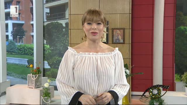 Скритите хобита и таланти на звездите - актрисата Анжела Недялкова
