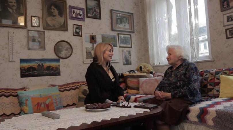"""Баба Боянка в """"Столетниците на България"""""""