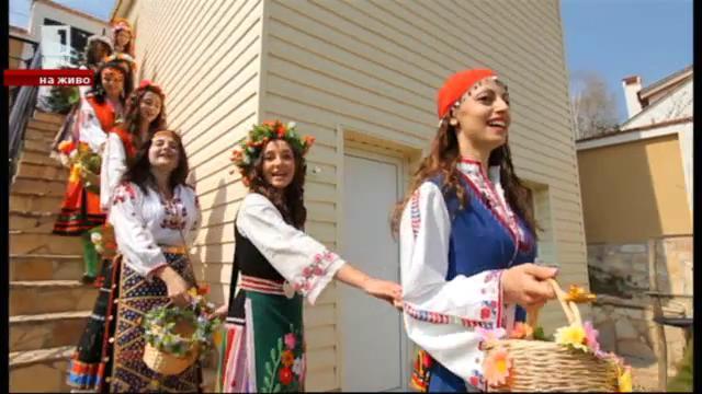 Традициите на Лазаровден