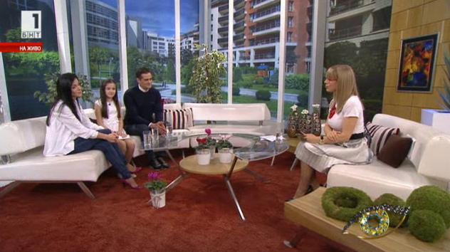 Лидия Ганева и пътят ѝ до сцената на Детската Евровизия