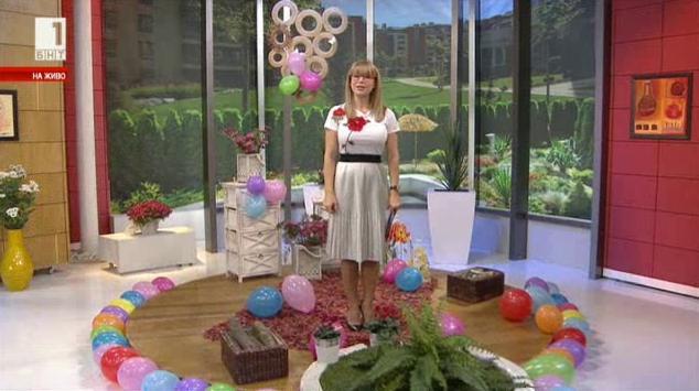 Лидия Ганева - момичето, което ще ни представя на Детската Евровизия