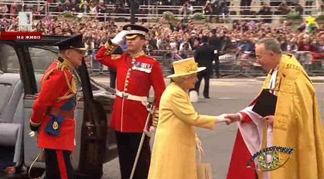 Англия - традиции и аристократична красота