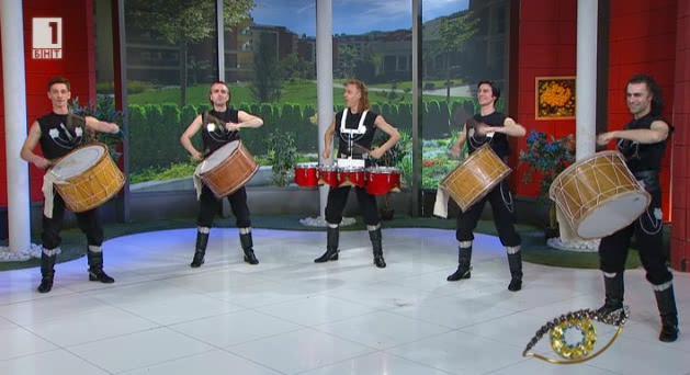 Музикално-танцова група Вакали